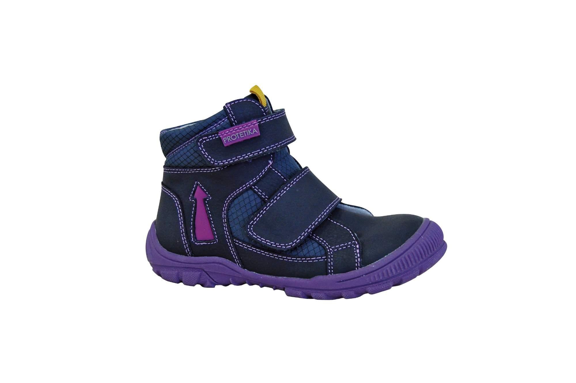 Dívčí kotníčkové boty Protetika Lupita - vel.27  d0acc03480