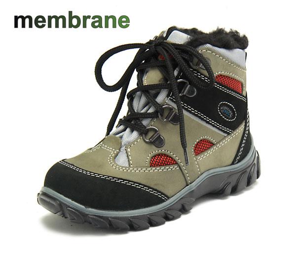 Zimní obuv s membránou 840292 - vel.27 7bde4b84a5